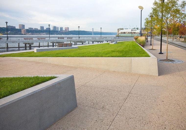 美国西哈莱姆码头公园外部地面实-美国西哈莱姆码头公园第10张图片