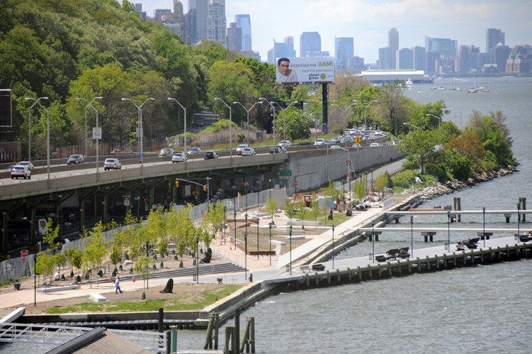 美国西哈莱姆码头公园外部实景图-美国西哈莱姆码头公园第3张图片