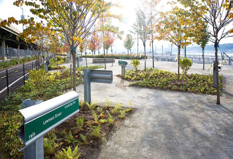 美国西哈莱姆码头公园外部道路实-美国西哈莱姆码头公园第6张图片