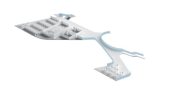阿里巴巴展示中心模型图-阿里巴巴展示中心第9张图片