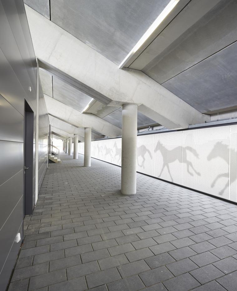 德国马术竞技场之局部实景图-德国马术竞技场第3张图片