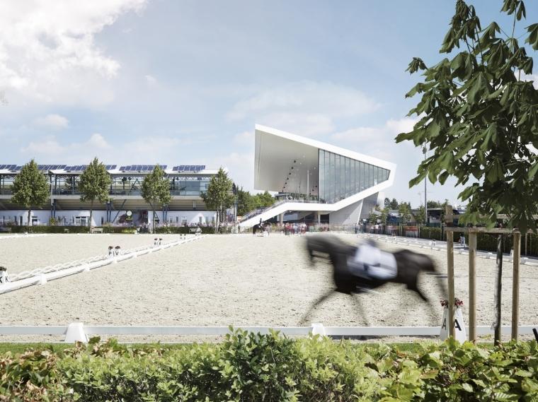 德国马术竞技场第1张图片