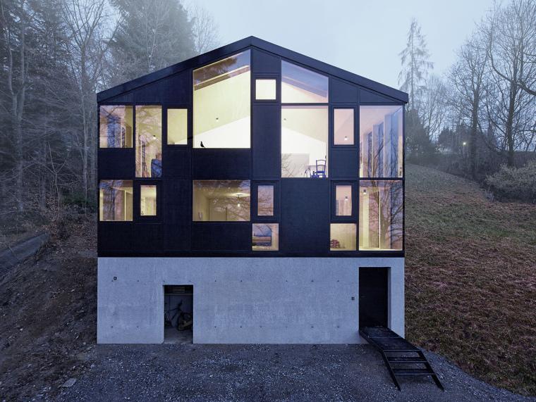 奥地利Hohlen别墅第1张图片