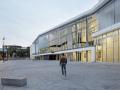 法国库尔布瓦体育活动中心