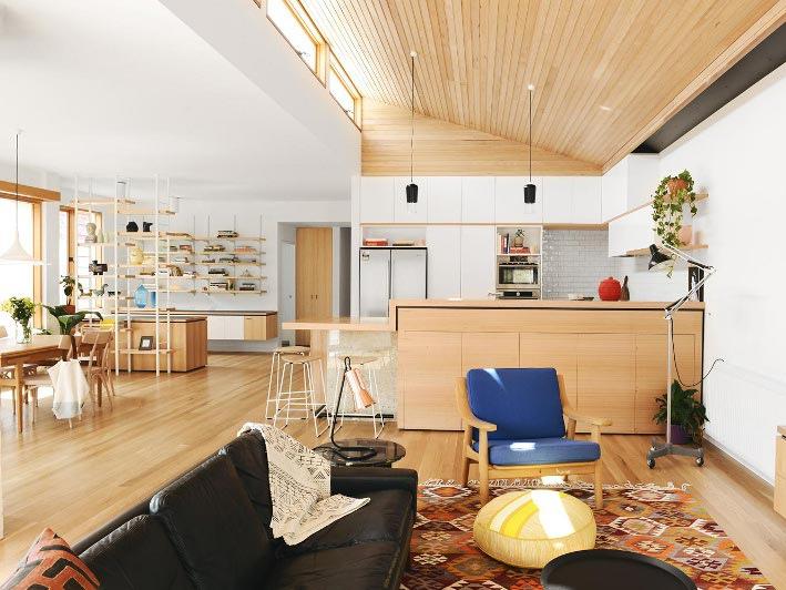 澳大利亚简洁的小公寓