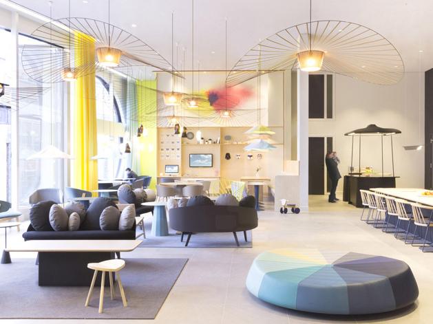 如家一般随意舒适的酒店设计