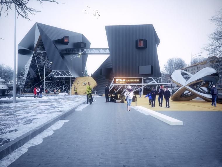 芬兰古根海姆博物馆