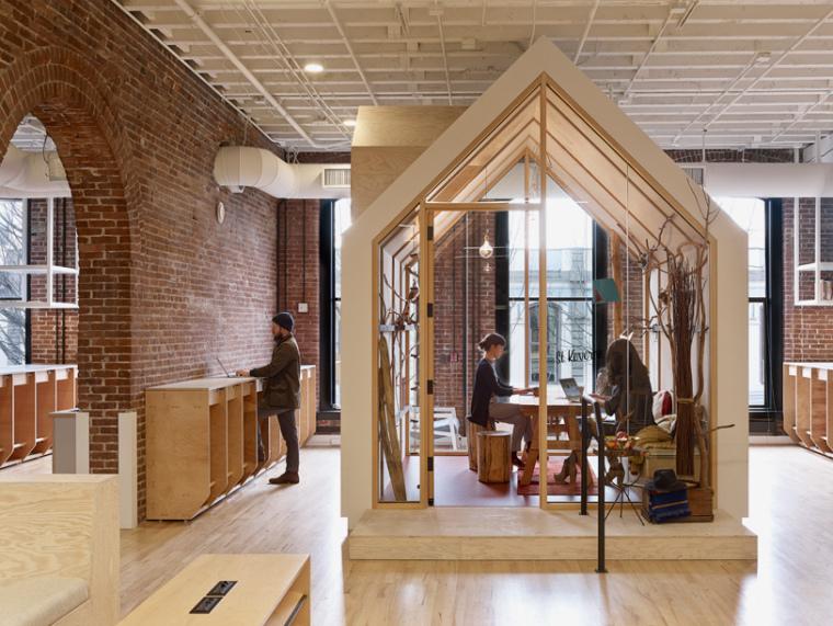 美国Airbnb\'s办公室