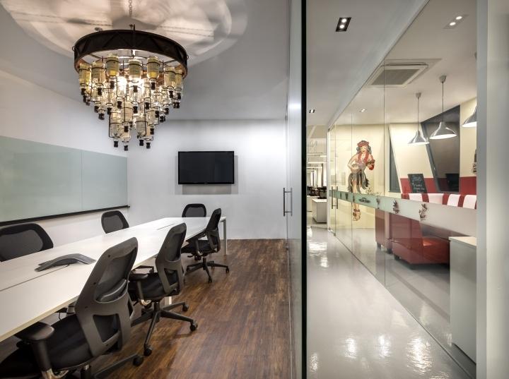 新加坡William公司办公室室内实景-新加坡William公司办公室第5张图片