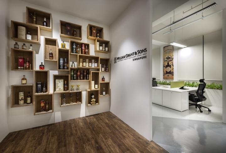 新加坡William公司办公室室内实景-新加坡William公司办公室第6张图片