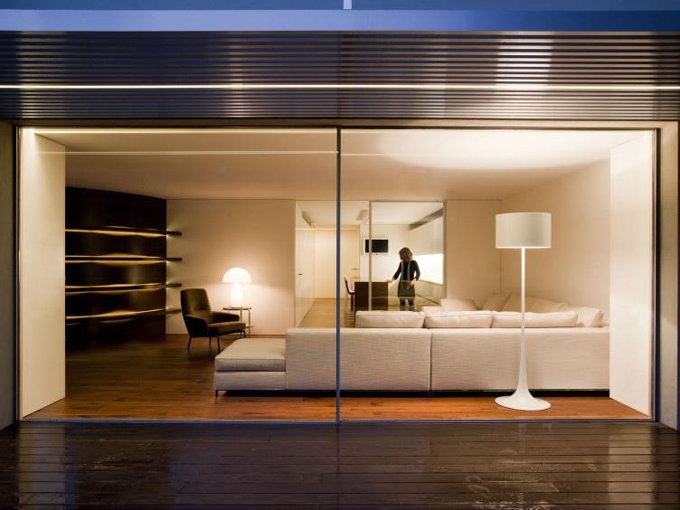西班牙瓦伦西亚公寓室内设计