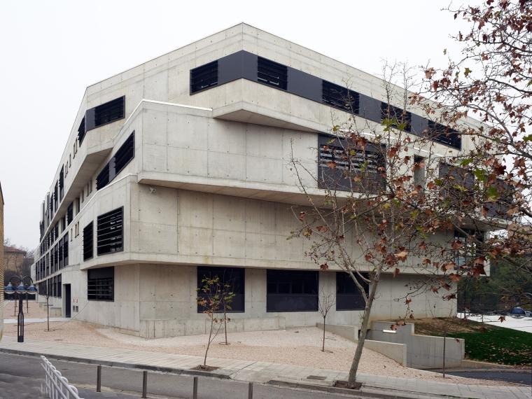 西班牙萨拉戈萨大学第四教学楼