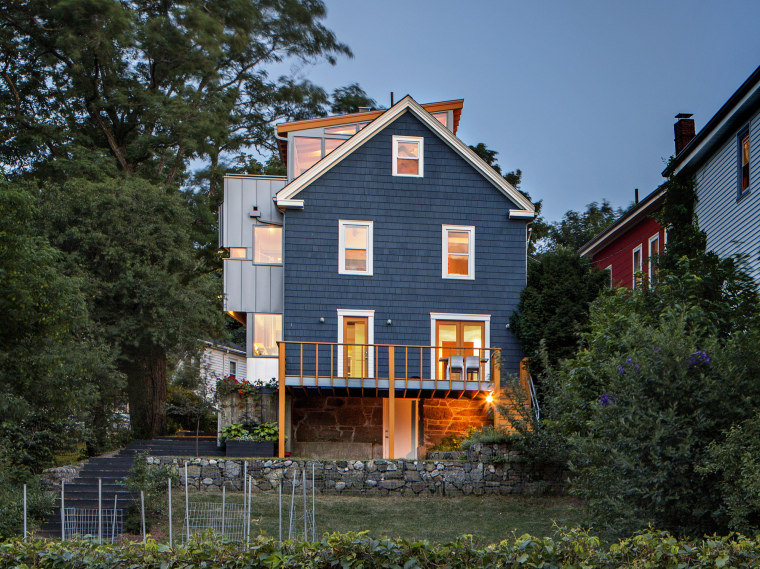 美国波士顿住宅翻新