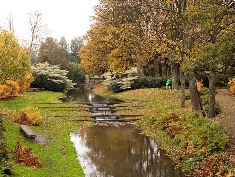 荷兰韦斯特加斯法布里克文化公园