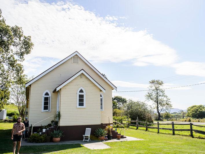 澳大利亚教堂改造型住宅
