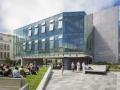 美国大学科技中心景观与建筑的融合
