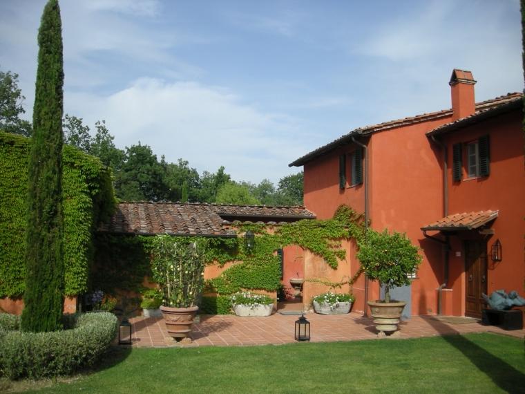 意大利托斯卡纳式园林设计