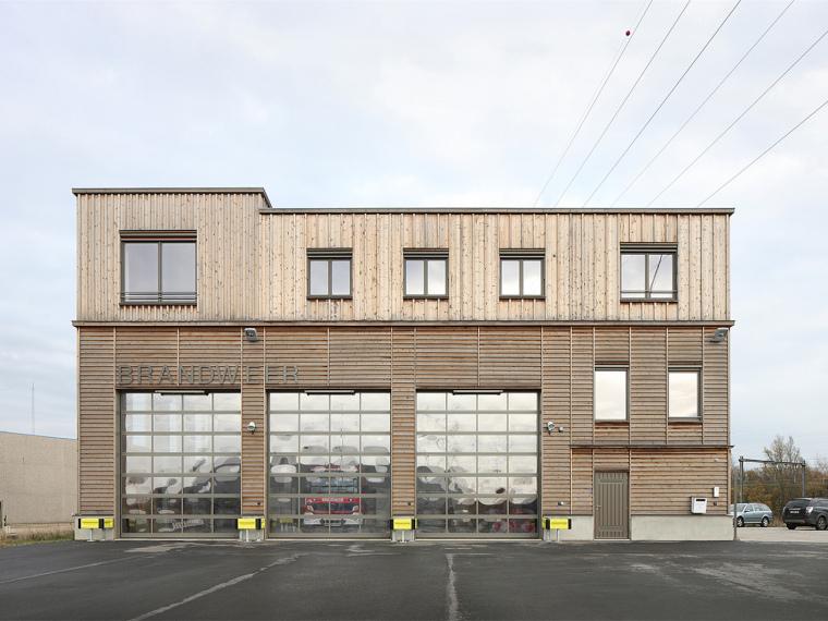 比利时安特卫普消防站