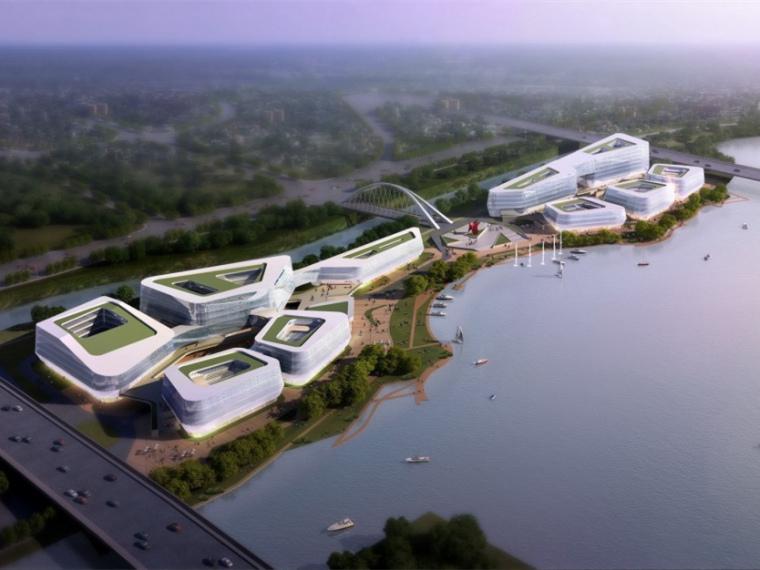 长沙中冶长天梅溪湖科研设计中心