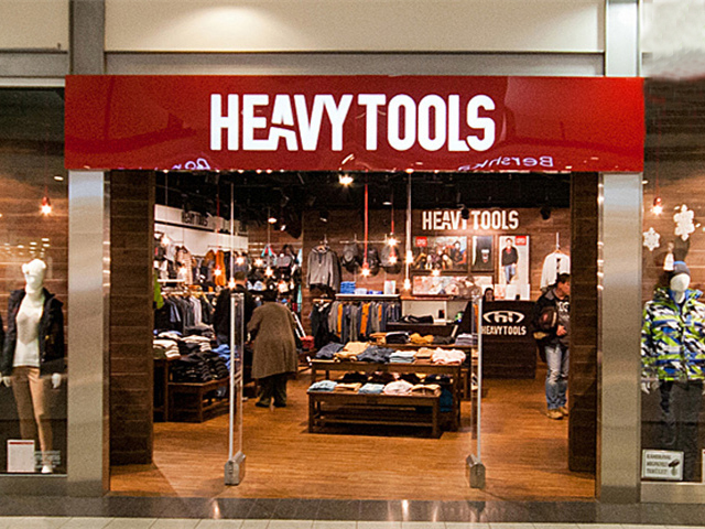 匈牙利Heavy Tools服装店