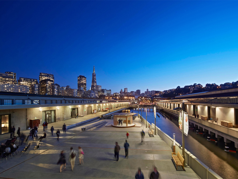 美国旧金山探索博物馆