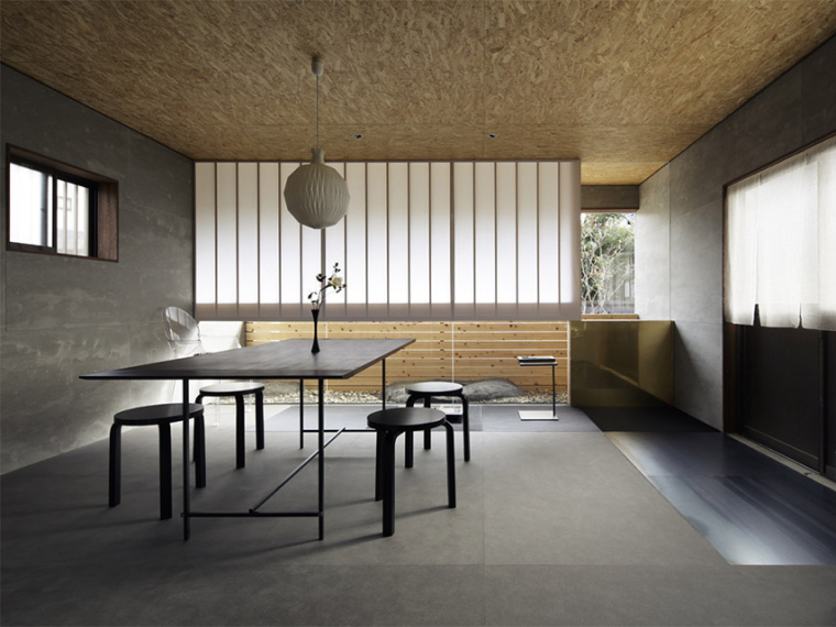 日本双层小木屋改造