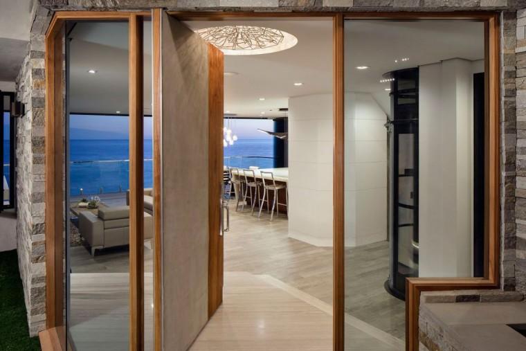 美国拉古娜滨海豪宅室内实景图-美国拉古娜滨海豪宅第34张图片