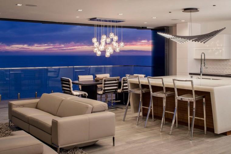 美国拉古娜滨海豪宅室内实景图-美国拉古娜滨海豪宅第38张图片