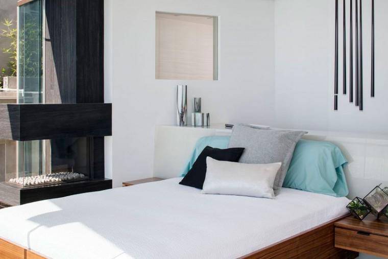 美国拉古娜滨海豪宅室内卧室实景-美国拉古娜滨海豪宅第12张图片