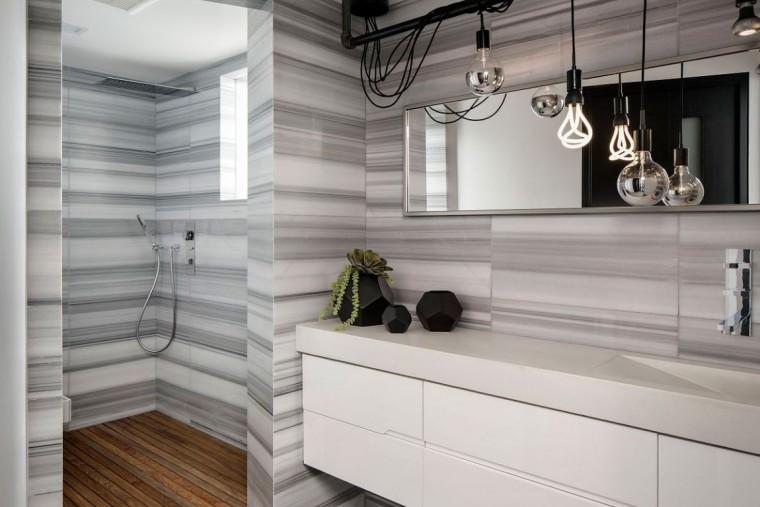 美国拉古娜滨海豪宅室内浴室实景-美国拉古娜滨海豪宅第25张图片