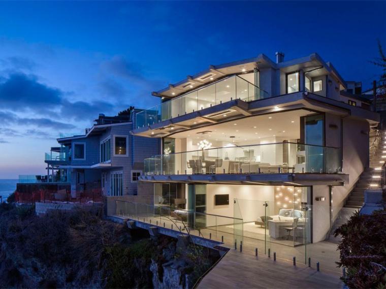 美国拉古娜滨海豪宅第1张图片