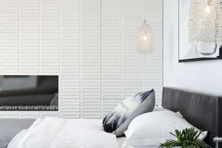 美国拉古娜滨海豪宅室内卧室实景-美国拉古娜滨海豪宅第22张图片