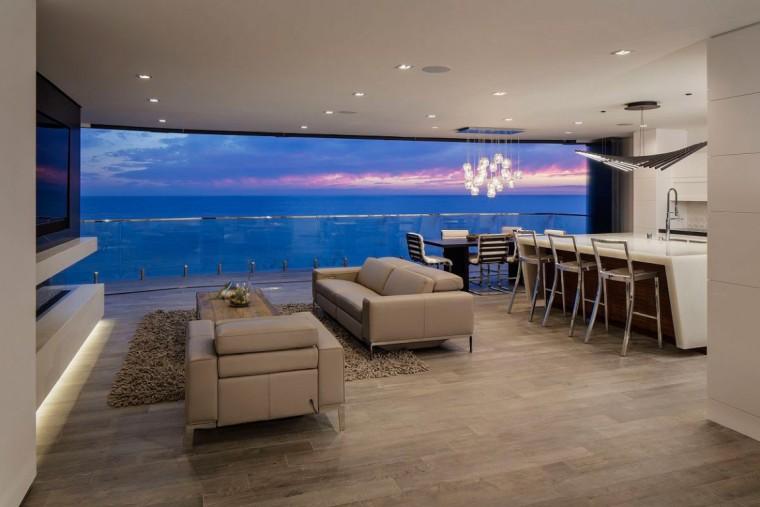 美国拉古娜滨海豪宅室内实景图-美国拉古娜滨海豪宅第36张图片