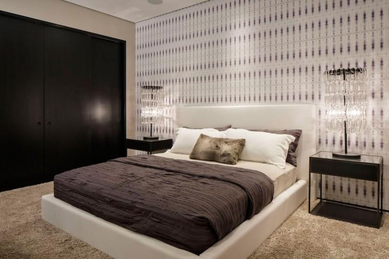 美国拉古娜滨海豪宅室内卧室实景-美国拉古娜滨海豪宅第28张图片