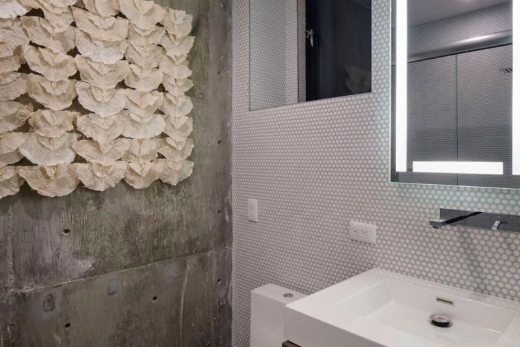 美国拉古娜滨海豪宅室内浴室实景-美国拉古娜滨海豪宅第31张图片