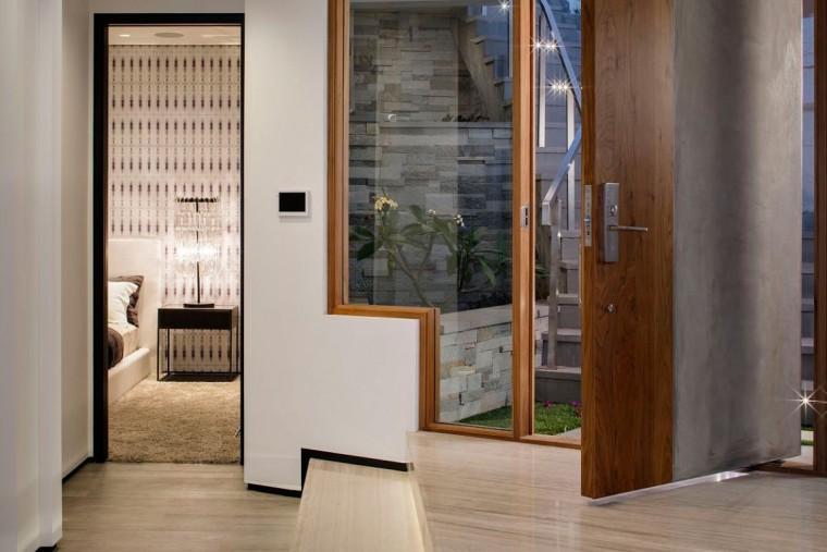 美国拉古娜滨海豪宅室内实景图-美国拉古娜滨海豪宅第35张图片