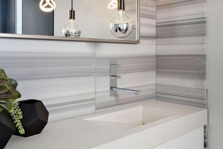 美国拉古娜滨海豪宅室内浴室实景-美国拉古娜滨海豪宅第26张图片