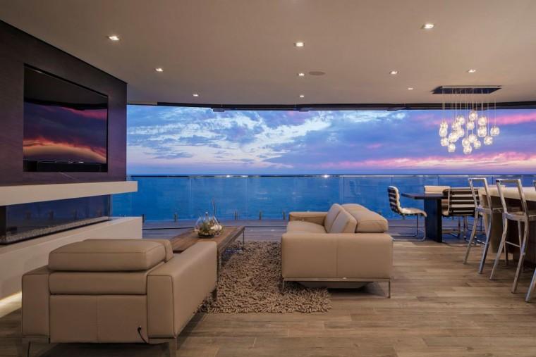 美国拉古娜滨海豪宅室内实景图-美国拉古娜滨海豪宅第37张图片