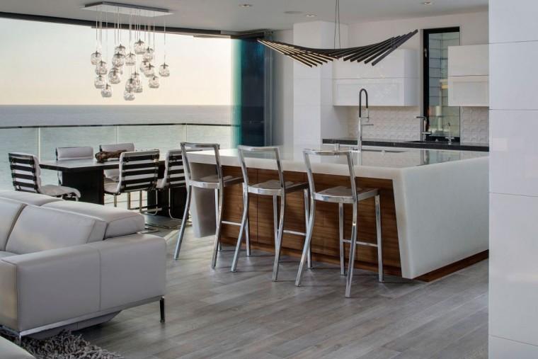 美国拉古娜滨海豪宅室内实景图-美国拉古娜滨海豪宅第17张图片