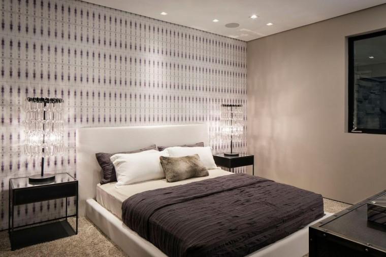 美国拉古娜滨海豪宅室内卧室实景-美国拉古娜滨海豪宅第29张图片