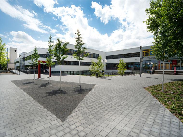 德国MärkischesZentrum城市中心