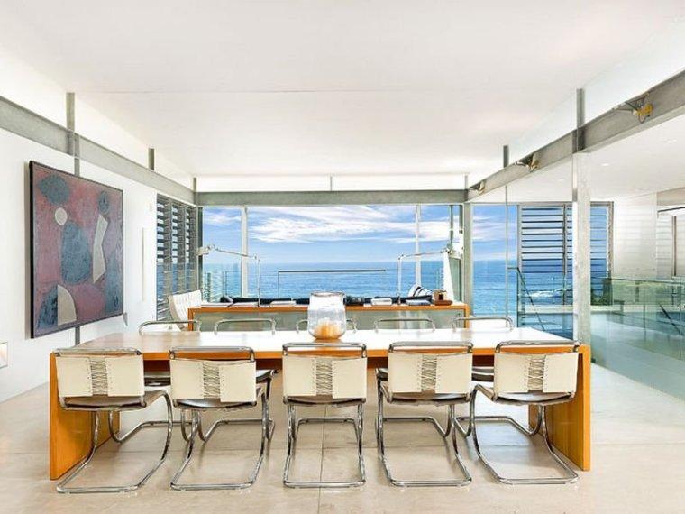 美国西海岸休闲度假别墅室内实景-美国西海岸休闲度假别墅第2张图片
