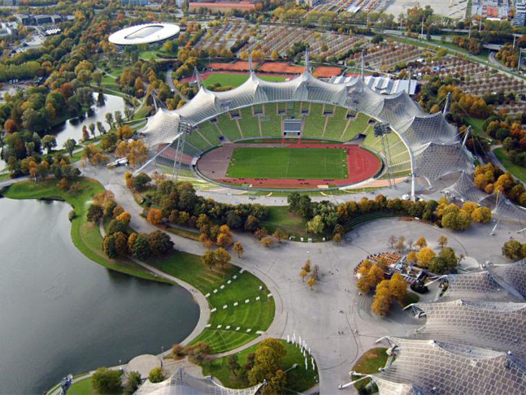 慕尼黑奥林匹克体育场第1张图片