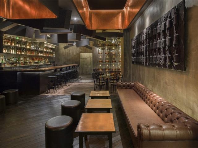 上海Flask酒吧餐厅