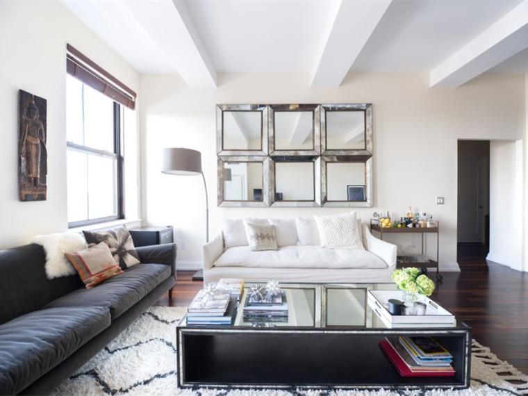 美国布鲁克林亚洲风格公寓
