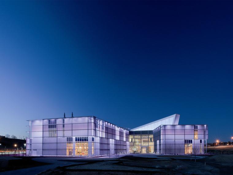 加拿大TELUS Spark科学中心