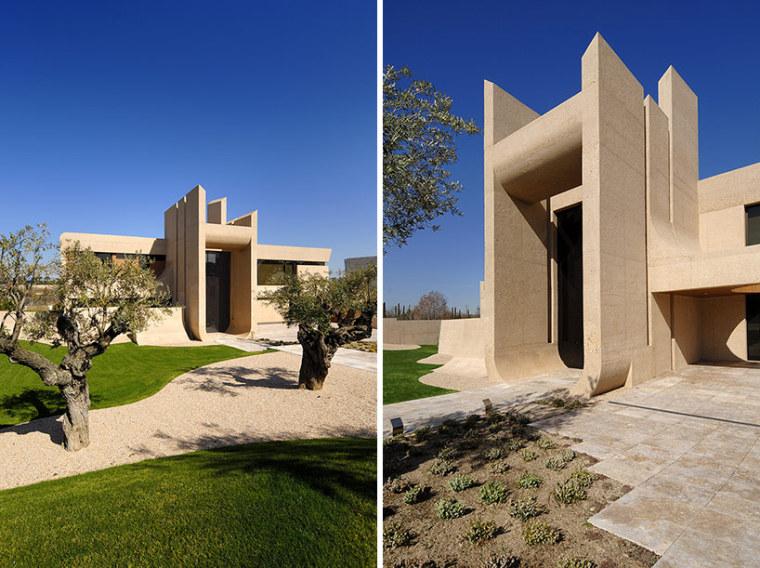 西班牙mocha住宅翻新外部实景图-西班牙mocha住宅翻新第4张图片