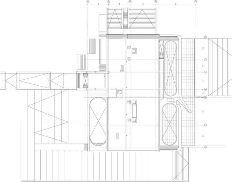 西班牙mocha住宅翻新平面图-西班牙mocha住宅翻新第23张图片