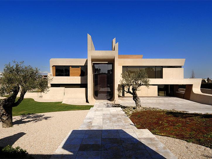 西班牙mocha住宅翻新第1张图片
