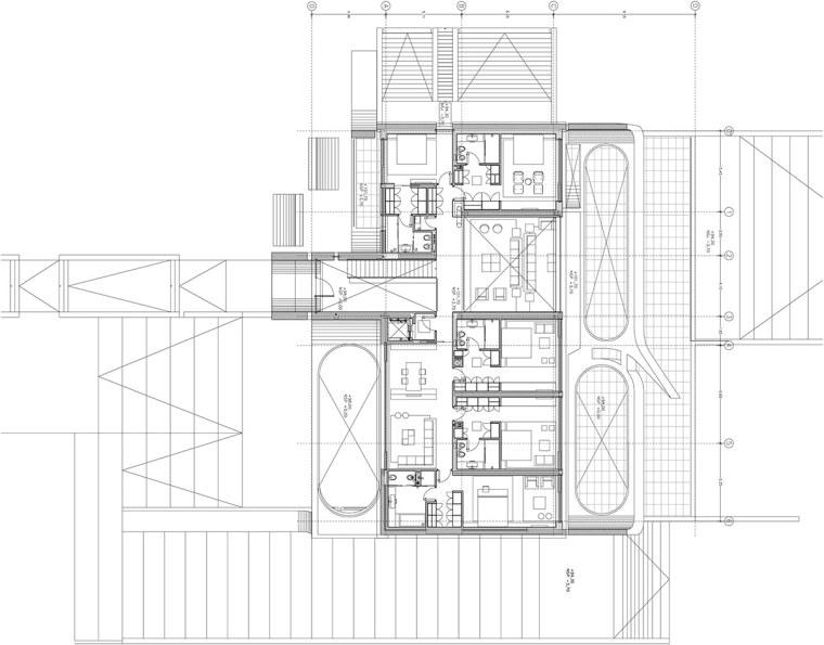 西班牙mocha住宅翻新平面图-西班牙mocha住宅翻新第21张图片